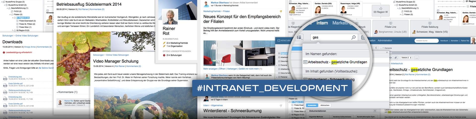 #Intranet_Development